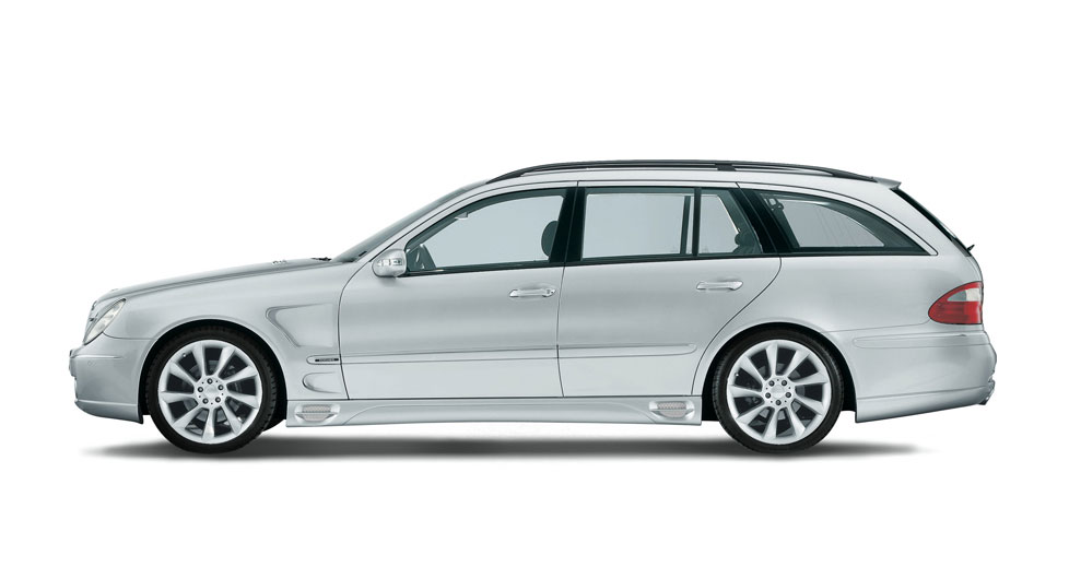 Mclaren For Sale >> The Lorinser E Class S211 Estate - Edition