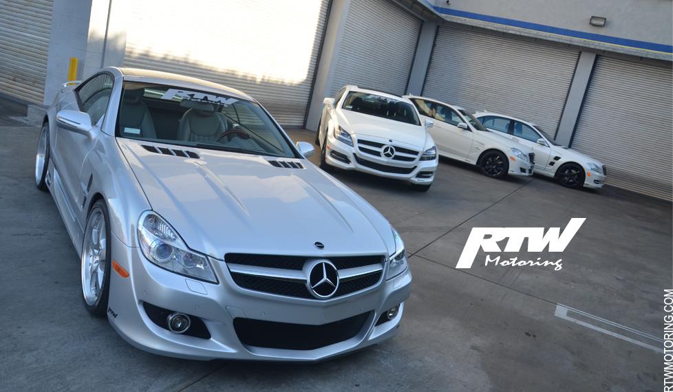 Lorinser | Tuning For Mercedes-Benz: C-Class, CL-Class, CLK-Class ...