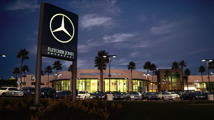 Fletcher jones motorcars newport beach ca for Orange county mercedes benz