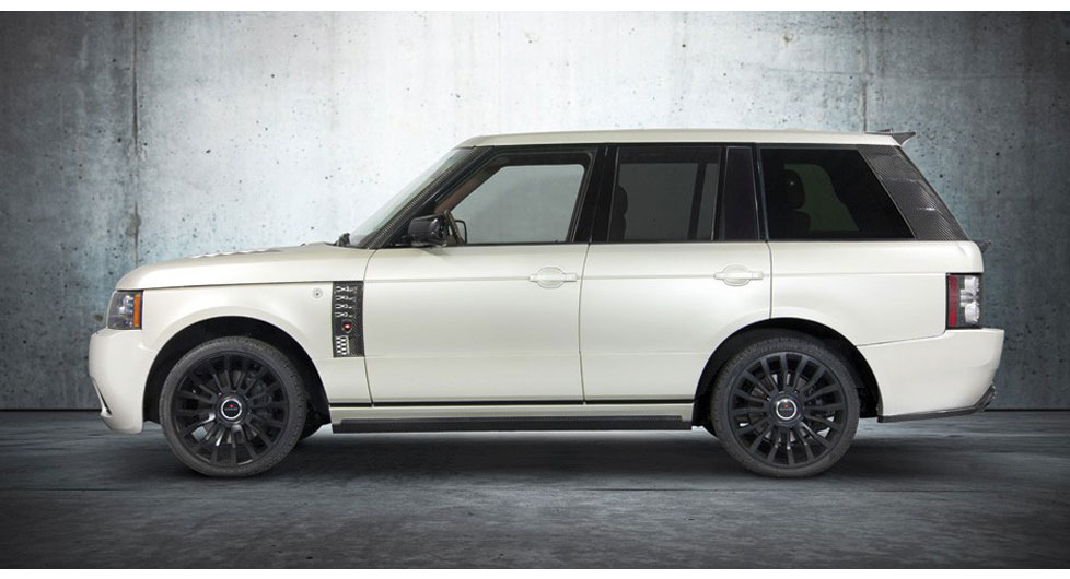 the mansory land rover range rover l322 vogue. Black Bedroom Furniture Sets. Home Design Ideas