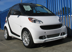 Smart ForTwo - Carlsson - White
