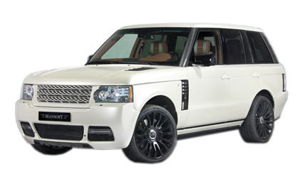 Mansory Exclusive Tuning For The Land Rover Range Rover