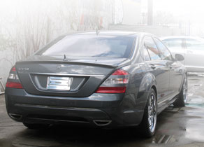 Mercedes Benz S 550 - Lorinser - Grey