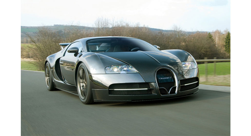 the mansory bugatti veyron 16 4 linea vincer. Black Bedroom Furniture Sets. Home Design Ideas